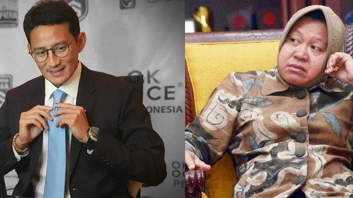 KALAHKAN 5 Menteri Jokowi Lainnya, Kekayaan Sandiaga Uno Capai 5 Triliun, Risma Ngalah di Posisi Ini
