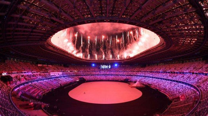 LIVE STREAMING Closing Ceremony Upacara Penutupan Olimpiade Tokyo 2020, Cek Cara Nonton di Vidio.com