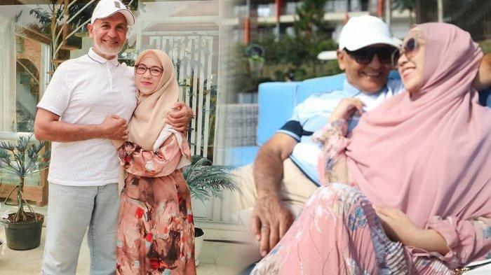 CANTIKNYA Santi Asoka, Istri Mark Sungkar, Beda 45 Tahun, Lulus SMA 'Ditembak' Ayah Zaskia Sungkar