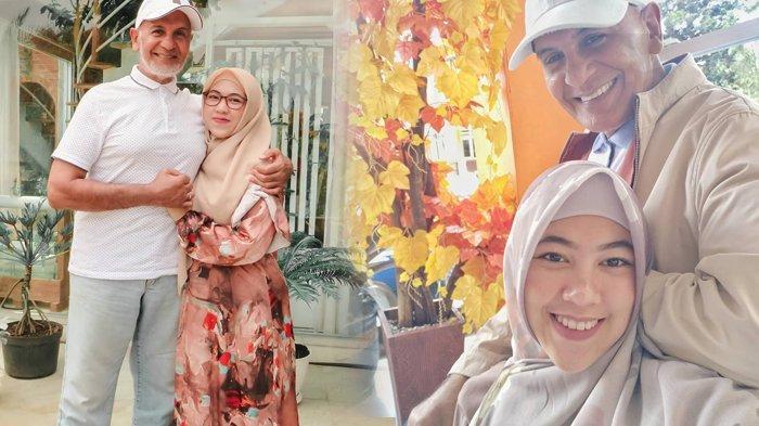 Cara Romantis Mark Sungkar Rayakan Anniversary Bersama Ibu Tiri Zaskia Sungkar yang Terpaut 45 Tahun