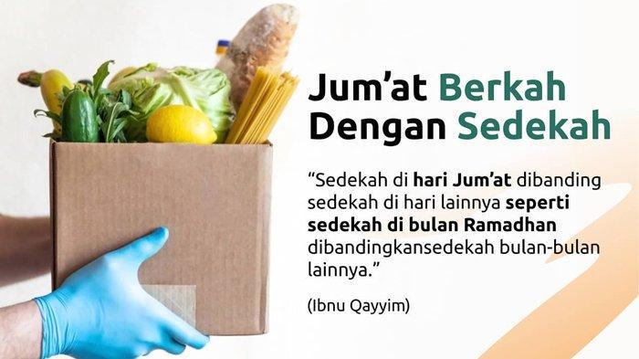 Sholawat hingga Sedekah, Ini 6 Amalan Sunnah Hari Jumat Dianjurkan Rasulullah SAW, Jangan Terlewat!