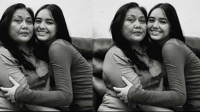 Kenangan Amanda Manopo bersama sang ibunda tercinta, Henny Manopo Lugue
