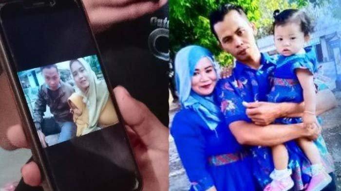 PEGANG Tangan Ayah, Anak Riyanto Nangis Histeris Melarangnya Naik Sriwijaya Air: Gak Boleh Berangkat