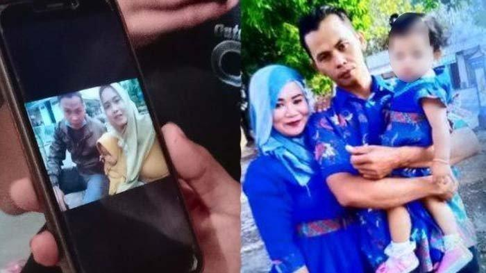 MIMPI Istri Riyanto Korban Sriwijaya Air, Lihat Almarhum Pulang, Anak Terus Menangis Cari Sang Ayah