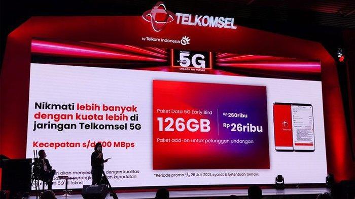 5G Telkomsel Hadir di Indonesia, Berikut Syarat dan Daftar Ponsel yang Bisa Gunakan Layanan Ini
