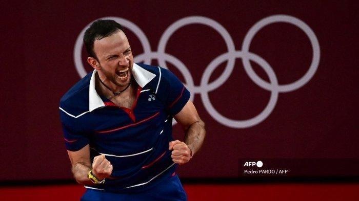 MOMEN Kevin Cordon Atlet Guatemala Diarak Keliling Kota Meski Kalah Olimpiade Tokyo, Videonya Viral