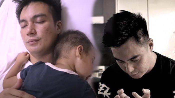 TANGIS Paula Pecah Lihat Kondisi Kiano, Baim Wong Tak Tega Lihat Anak Menahan Sakit: 'Gak Berhasil'