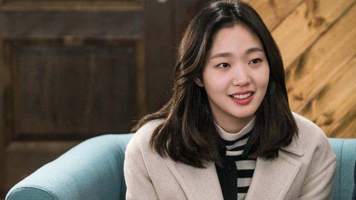 Aktris Korea Kim Go Eun.