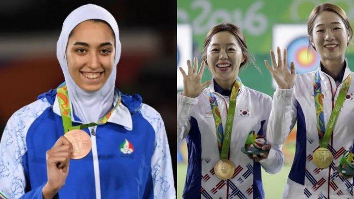 5 NEGARA Asia Tersukses di Ajang Olimpiade, Jepang hingga Korea, Mana yang Dapat Medali Terbanyak?