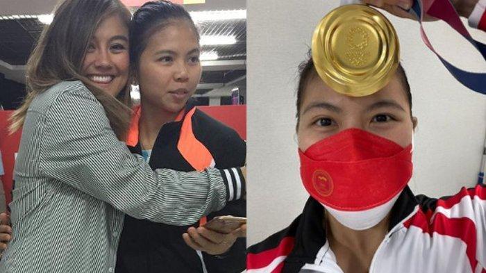 Persahabatan Agnez Mo & Greysia Polii, Terjalin Sejak Lama, Terharu Raih Medali Emas Olimpiade Tokyo