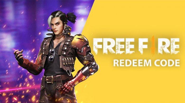 KLAIM KODE Redeem Free Fire Hari Ini Senin 3 Mei 2021, Buruan Tukar Kode Redeem FF Terbaru