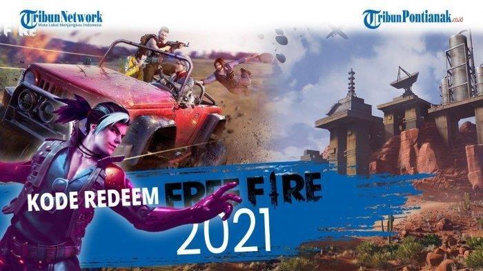 KLAIM Kode Redeem Free Fire Februari 2021 Resmi dari Garena! Ada Kode Redeem FF Pekan Sebelumnya