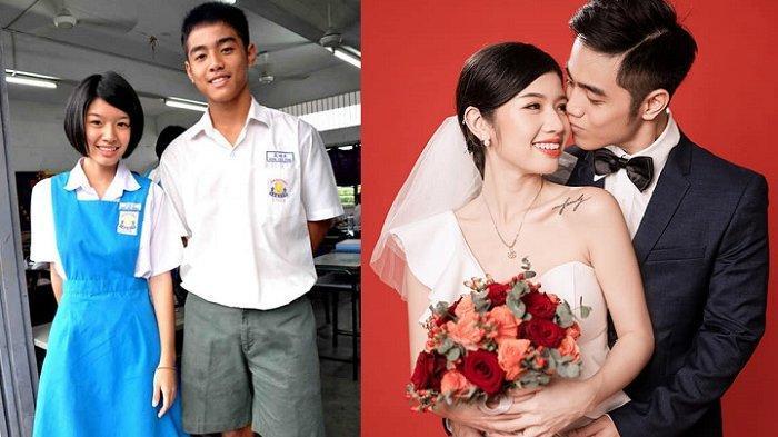 VIRAL Transformasi Pasangan Pacaran Sejak SMA, 8 Tahun Bertahan Akhirnya Berujung Manis