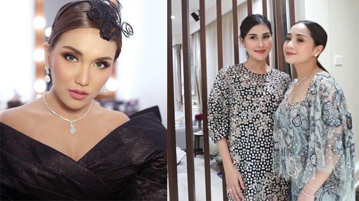 REAKSI Ayu Ting Ting Ketemu Nagita Slavina di Nikahan Atta-Aurel, 'Rumah Tangga Dia Baik-baik Saja'