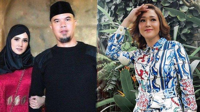 Maia Diajak Foto Ahmad Dhani, Mulan Jameela Kepergok Melotot, Ibu Al: Harusnya Gue Jadikan Konten