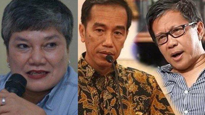 Rocky Gerung Bongkar Penyebab Ribka Tjiptaning Tolak Divaksin Covid Seperti Jokowi 'Awal Kemarahan'
