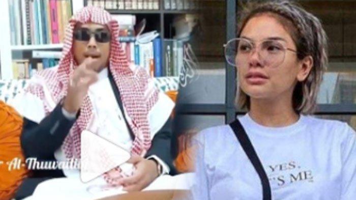 Ustaz Maaher At Thuwailibi Ditangkap Polisi, Nikita Mirzani: Kalau Kurang Pasalnya, Saya Tambahin!