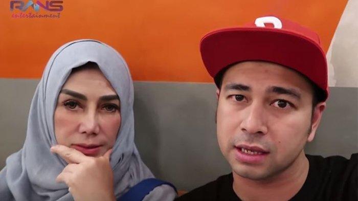 Mama Amy Naik Vespa Antik Hampir Nabrak Mobil, Raffi Ahmad Panik Langsung Lari: Motor Mahal Gue!