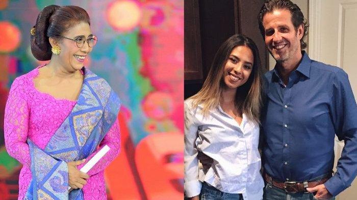 Selalu Panggil Susi Pudjiastuti dengan Sebutan 'Putri Laut' Ini Sosok Daniel Kaiser Mantan Suaminya