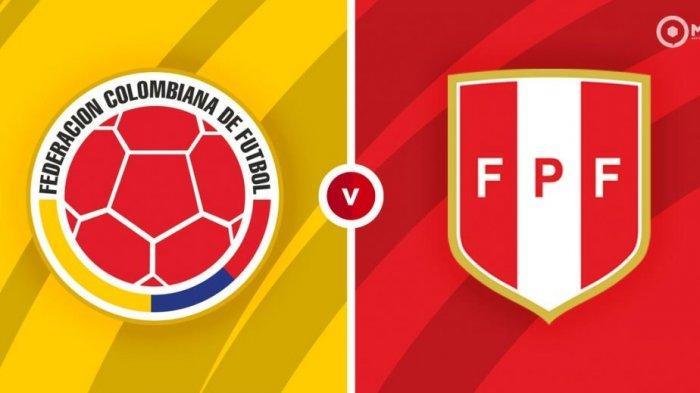 LIVE SCORE Kolombia vs Peru Final Juara 3 Copa America 2021, Cek Link Streaming Indosiar & Vidio.com