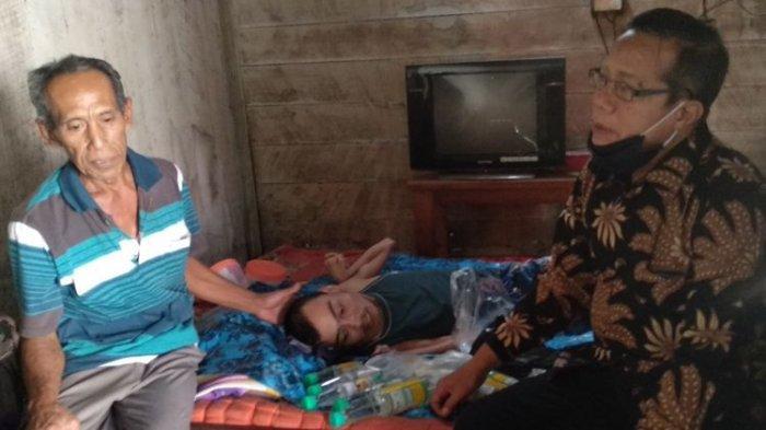 MIRIS! 20 Tahun Lumpuh Tak Berdaya, Arga Hidup Dirawat Pemulung, sang Ibu Kandung Memilih Menghilang