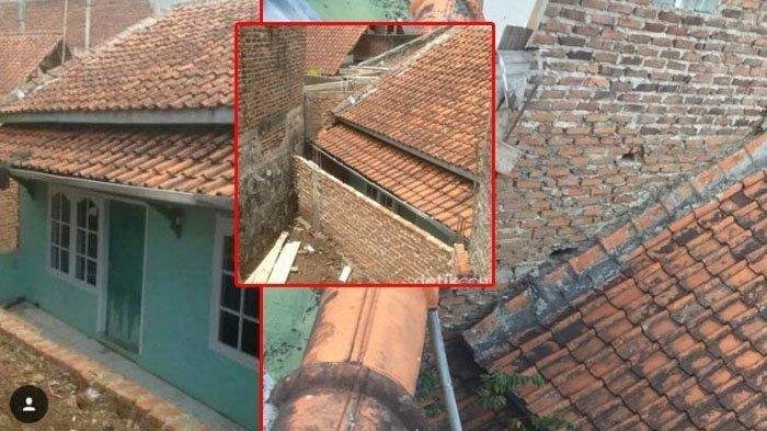 Rumah Viral Pak Eko yang Dikepung Tembok Tetangga Ternyata Tak Dijual Rp 80 Juta, Ini Harga Aslinya