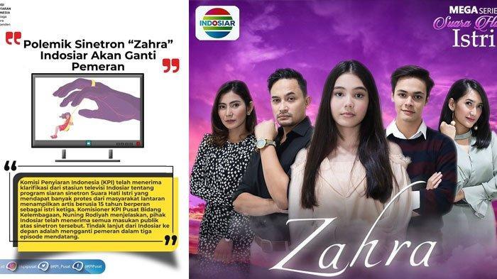 FAKTA Kontroversi Sinetron Zahra: KPAI dan KPI Beri Tanggapan, Ernest Prakasa Kritisi, Muncul Petisi