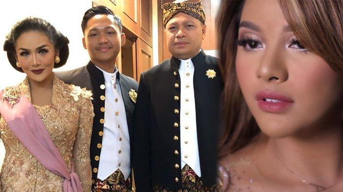 Azriel Hermansyah Ungkap Kekecewaannya pada Krisdayanti yang Bongkar Chat dengan Aurel: Kita Diem Mi
