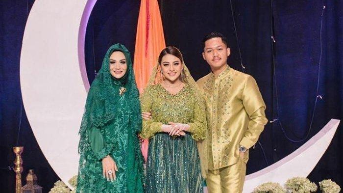 Soal Baju yang Disebut Tak Seragam di Acara Aurel, Krisdayanti: Tidak Ada yang Salah Kostum