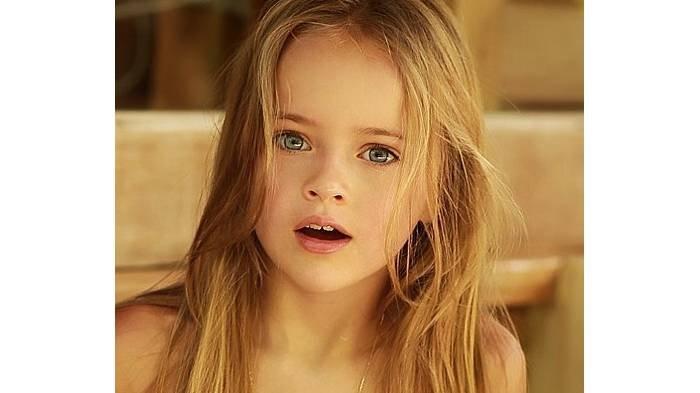 Kristina Pimenova saat kecil