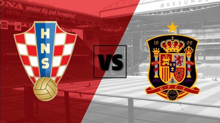 PREDIKSI Pertandingan Kroasia vs Spanyol Euro 2020 Babak 16 Besar, Duel Dua Tim Sering Telat Panas