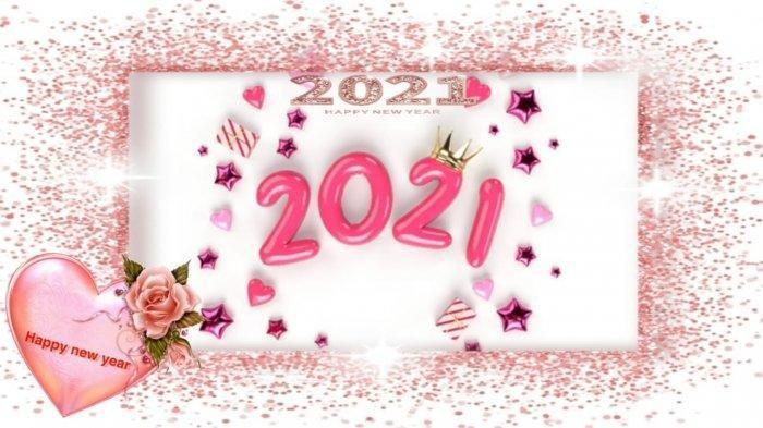 ROMANTIS! Pantun Tahun Baru 2021 untuk Pacar: Selamat Tahun Baru, Semoga Cinta Kita Kian Menyatu