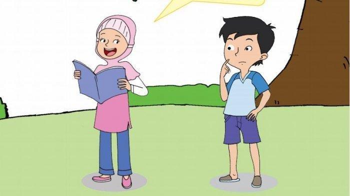 KUNCI JAWABAN Tema 8 Kelas 5 SD, Sikap Toleransi Atas Keragaman Budaya di Lingkungan Tempat Tinggal