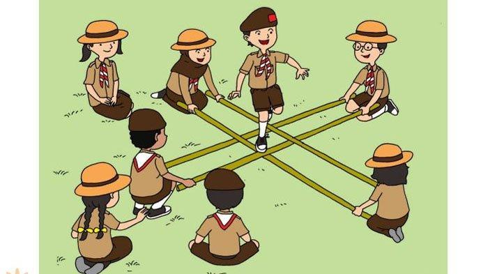 KUNCI JAWABAN Tematik Tema 8 Kelas 3 SD/MI Subtema 1 Halaman 12 13 14 15, Praja Muda Karana