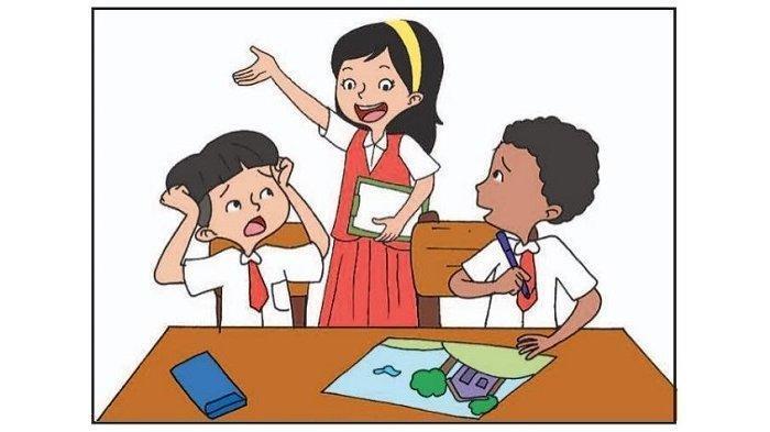 KUNCI JAWABAN Tema 7 Kelas 2 SD Subtema 4 Hal 209-215, Berapa Siswa yang Bertugas Membuat Dongeng?