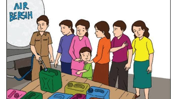 KUNCI JAWABAN Tema 6 Kelas 3 SD/MI Subtema 4, Apa yang Sedang Mereka Lakukan di Gambar Tersebut?