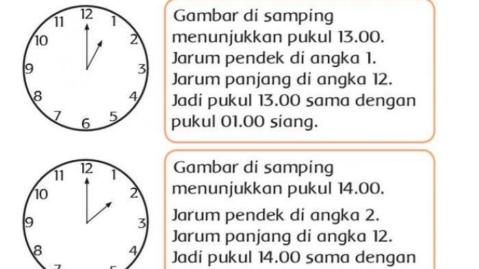 KUNCI JAWABAN Tema 8 Kelas 6 SD/MI, Perbedaan Waktu yang Disebabkan Perbedaan Letak Garis Bujur