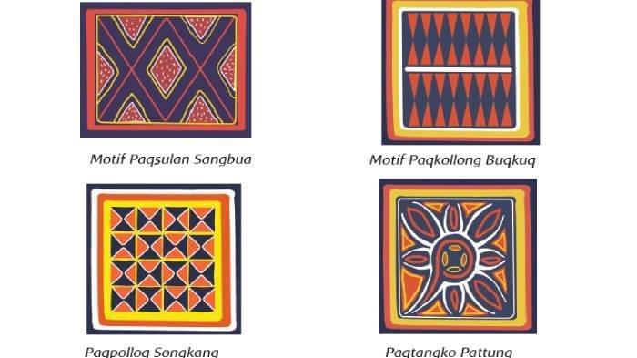 KUNCI JAWABAN Tema 7 Kelas 3 SD Subtema 3 Hal 133 135 136 137 139 140, Membuat Pola Hiasan Toraja