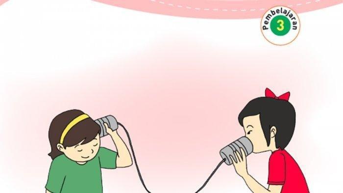 KUNCI JAWABAN Tema 7 Kelas 3 SD Subtema 3 Hal 133-140, Buatlah Pola Hiasan untuk Telepon Kaleng