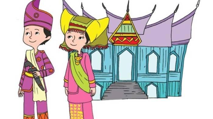 Kunci Jawaban Tema 7 Kelas 4 Sd Mi Ide Pokok Dari Bacaan Keunikan Pakaian Adat Wanita Minangkabau Halaman All Tribunnewsmaker Com