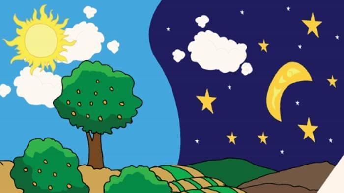 KUNCI JAWABAN Tema 8 Kelas 6 SD Subtema 3 Halaman 95-100, Apakah Bumi Menerima Cahaya dari Matahari?