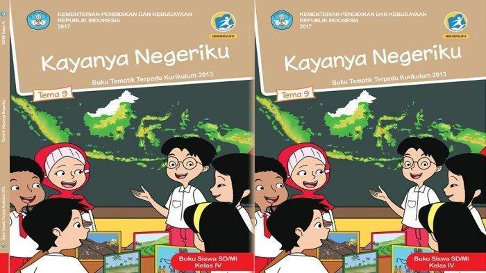 KUNCI JAWABAN Tema 9 Kelas 4 SD Subtema 1 Hal 16-20, Memanfaatkan Sumber Energi di Indonesia