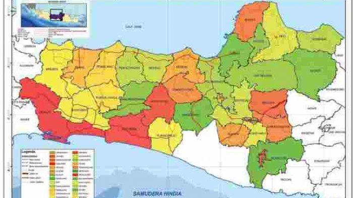 SOAL & KUNCI JAWABAN Tema 1 Kelas 5 subtema 1 Hal 31-40 Kondisi Geografis Indonesia Berdasarkan Peta