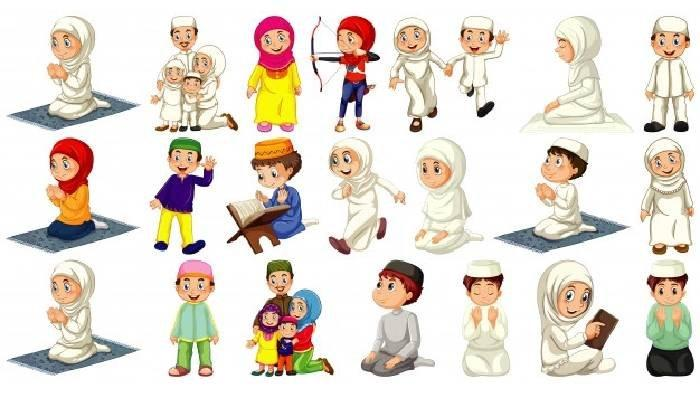 Kunci jawaban UTS dan PTS kelas 4 SD/MI pelajaran pendidikan Agama Islam