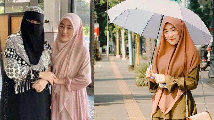 PUJI Kecantikan Larissa Chou, Istri Kedua Ustaz Arifin Ilham: Tahun Depan Allah Kirimkan Pangeranmu