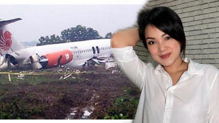 Ingat <a href='https://manado.tribunnews.com/tag/laura-lazarus' title='LauraLazarus'>LauraLazarus</a>, Mantan Pramugari yang Selamat dari 2 Kecelakaan Pesawat? Ini Kesibukan Barunya