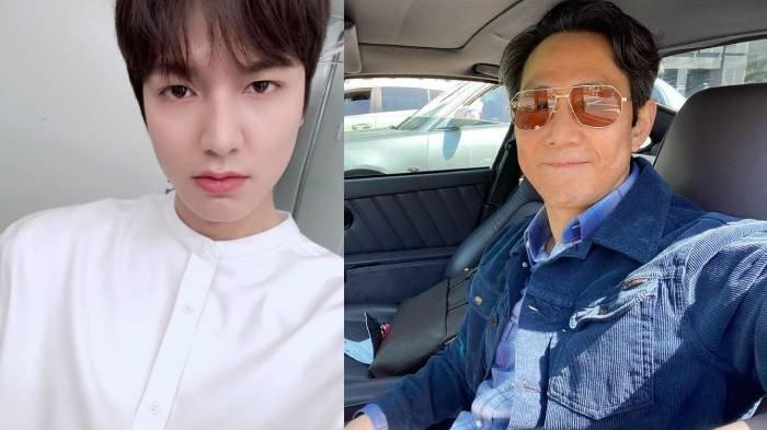 Lee Min Ho Komentari Penampilan Aktor Lee Jung Jae, Pemeran Utama di Seri Squid Game, Sebut Ini