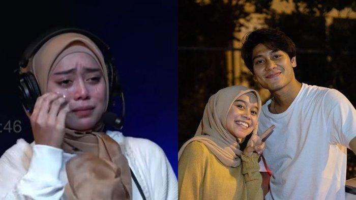 Berlinang Air Mata, Lesti Kejora Nangis Minta Izin Menikah dengan Rizky Billar: 'Nurut Kata Suami'