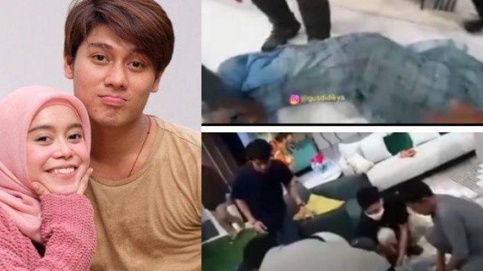 Lesty Kejora Mendadak Jatuh Terkapar di Belakang Panggung, Reaksi Rizky Billar Jadi Sorotan