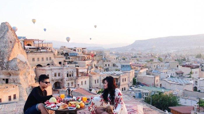 Jadi Pasangan Sukses & Kaya Raya, Ini 9 Negara yang Pernah Didatangi Rachel Vennya dan Niko Al Hakim